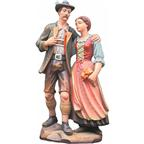 Tirolean couple
